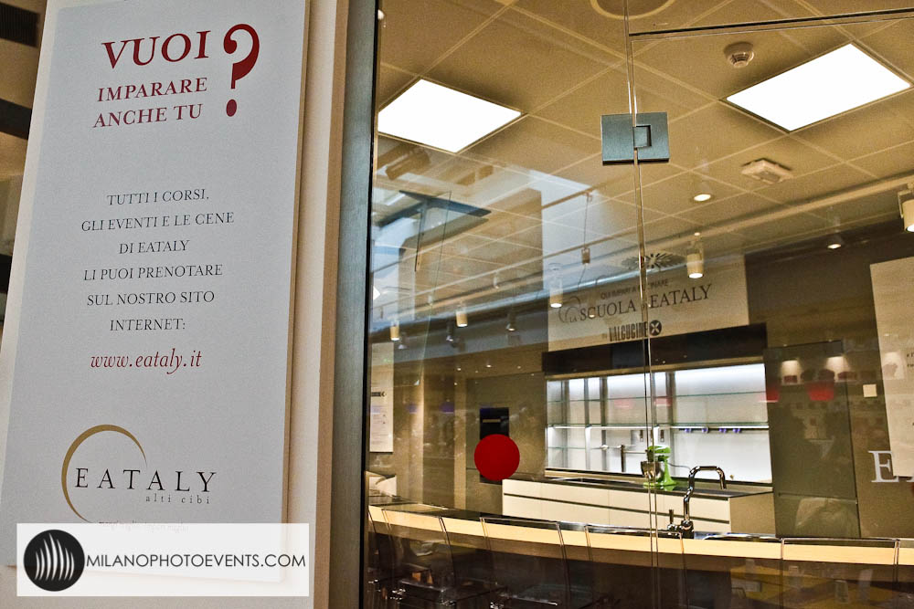Eataly milano corsi cucina ausreise info