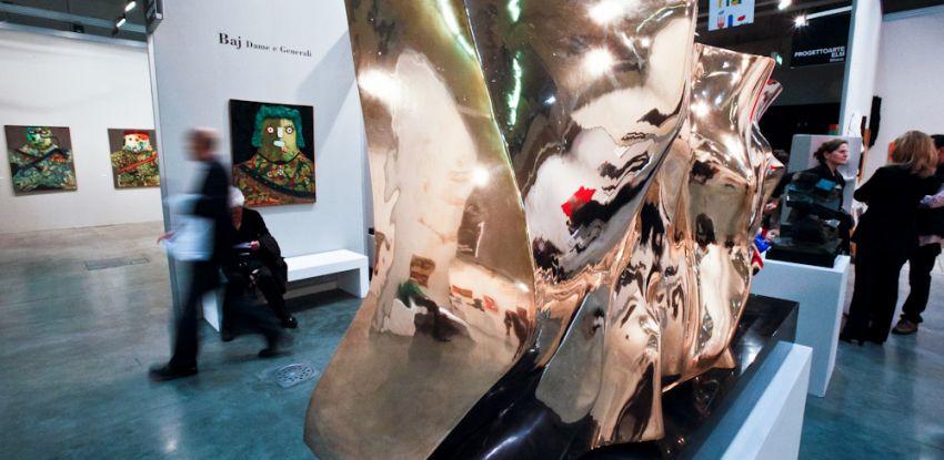 Milano capitale dell'arte con MiArt 2014