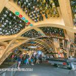 fotografo evebti a Milano nella foto interno del padiglione Expo della Francia