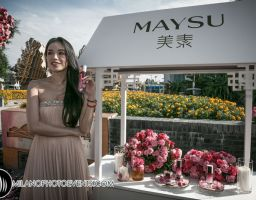 Evento Maysu at Expo