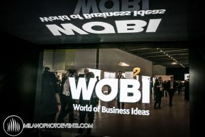 Fotografo Milano ingresso del World Business Forum Milano