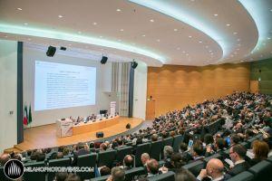 fotografo Milano regione Lombardia la sala del forum bilancio