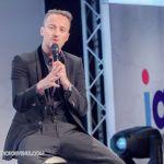 Francesco Facchinetti parla durante IAB FORUM 2015 fotografo Milano