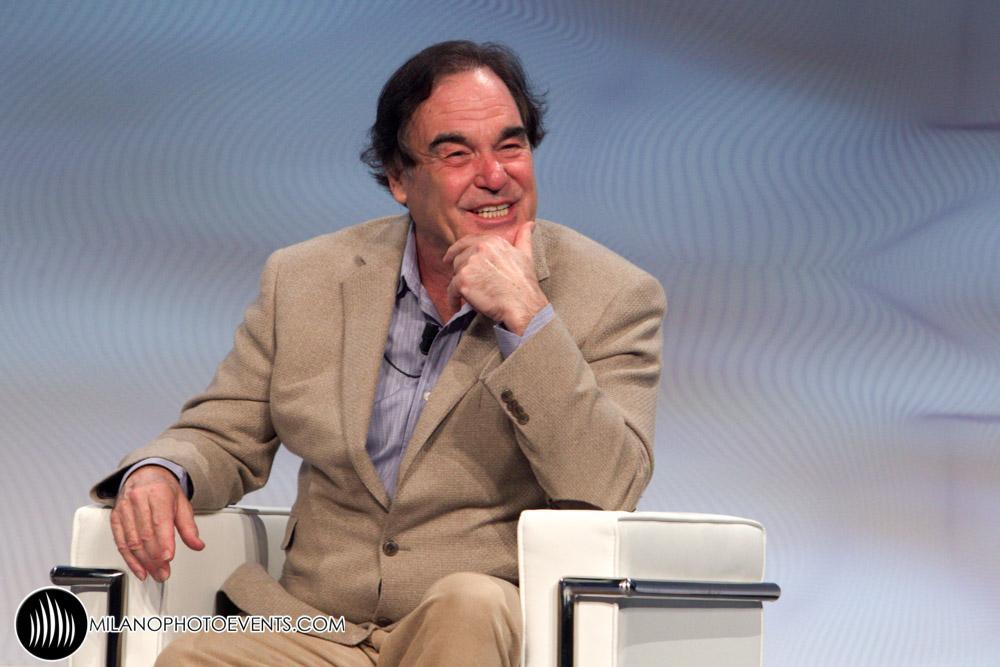 Oliver Stone allo IAB Forum 2015