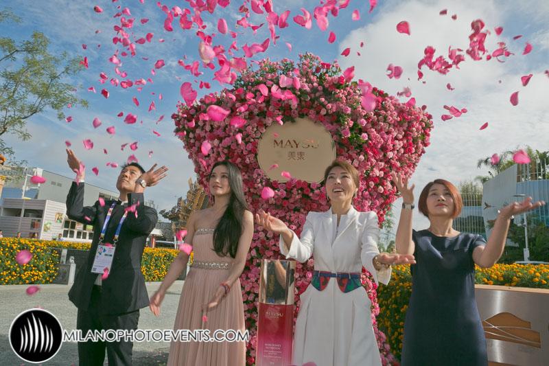 evento Cina Maysu ad expo 2015