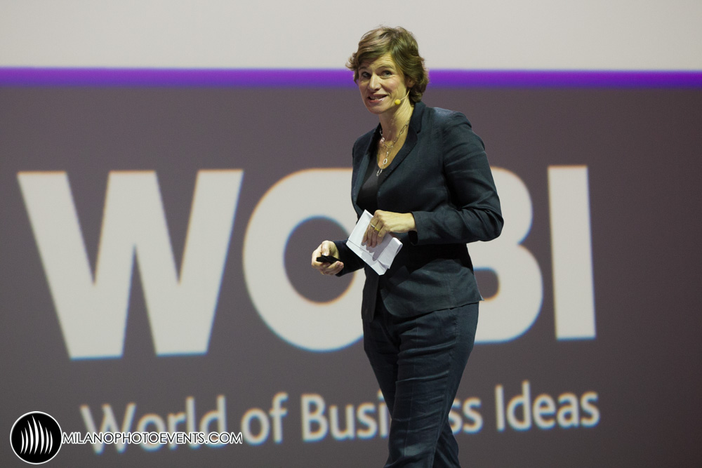 Mariana Mazzucato al world business forum