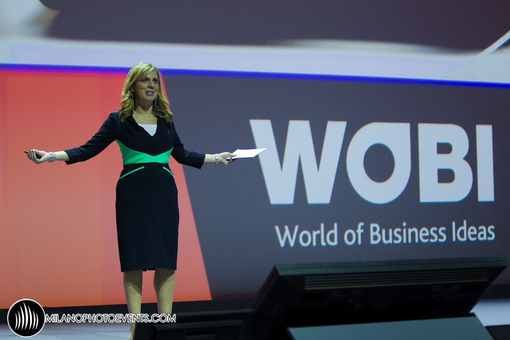 Nicola Mendelsohn al world business forum 2016