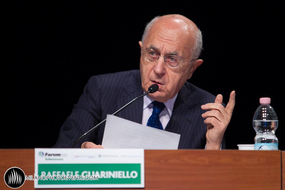 Guariniello al Forum Lavoro 2016