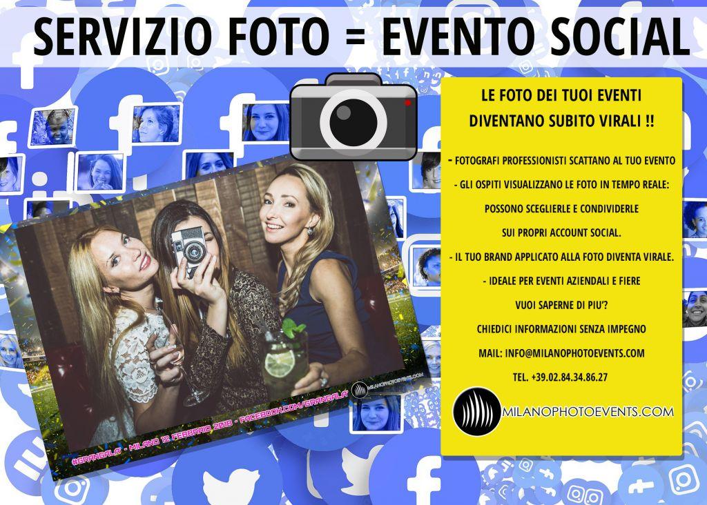 fotografi Milano servizio fotografico evento social realizzato dalla nostra agenzia