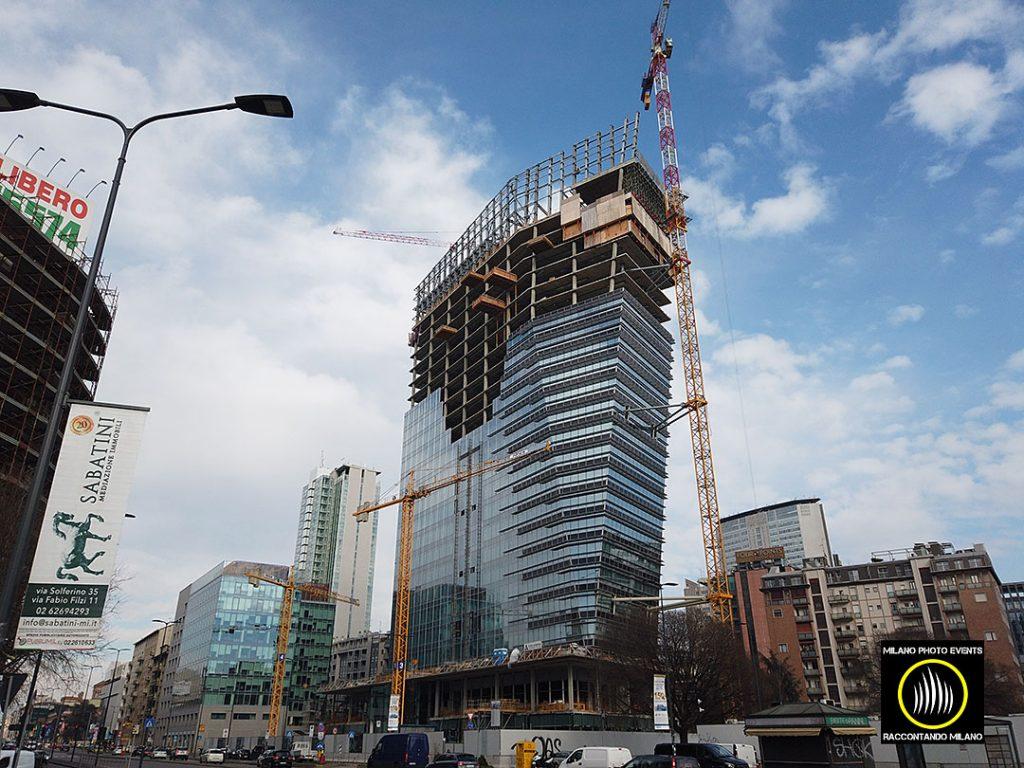 cantiere torre gioia 22 porta nuova milano