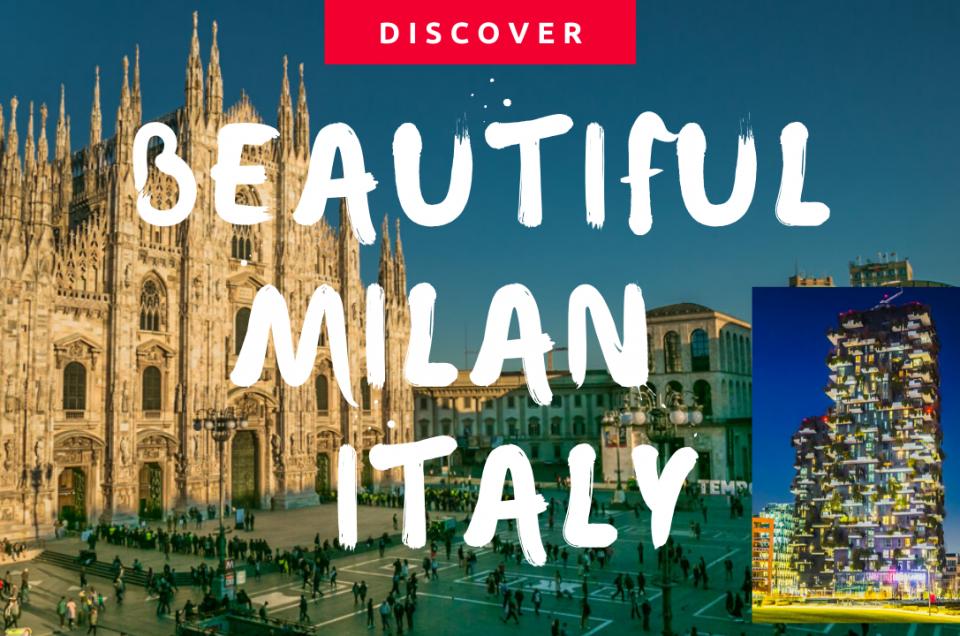 Beautiful Milan !