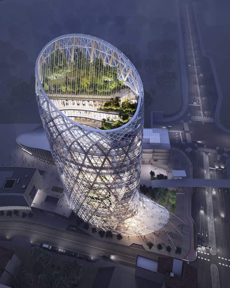 progetto torre unipol sai milano porta nuova
